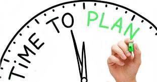 Time to Plan - CFMGMA
