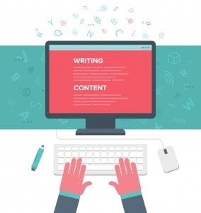 Rework content you have already created with a back to school theme and put it on your website.