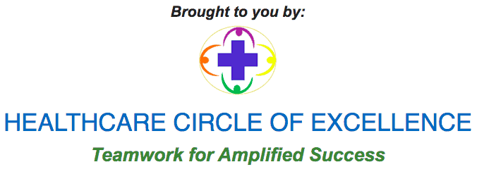 HEALTHCARE CIRCLE OF EXCELLENCE