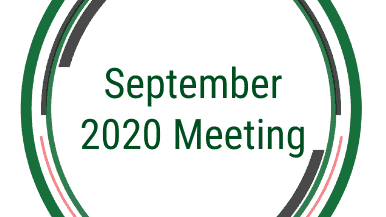 CFMGMA September 2020 Meeting