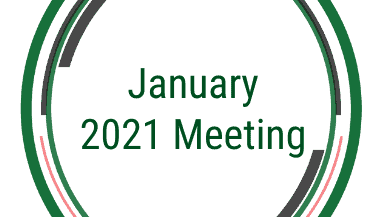 CFMGMA January 2021 Meeting